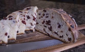 Killer Cranberry Bread