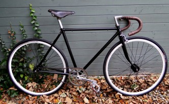 Fixie Bike Racer