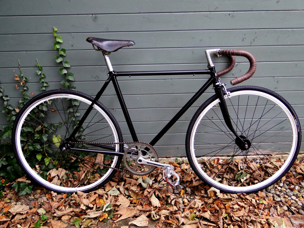Fixie Bike Racer