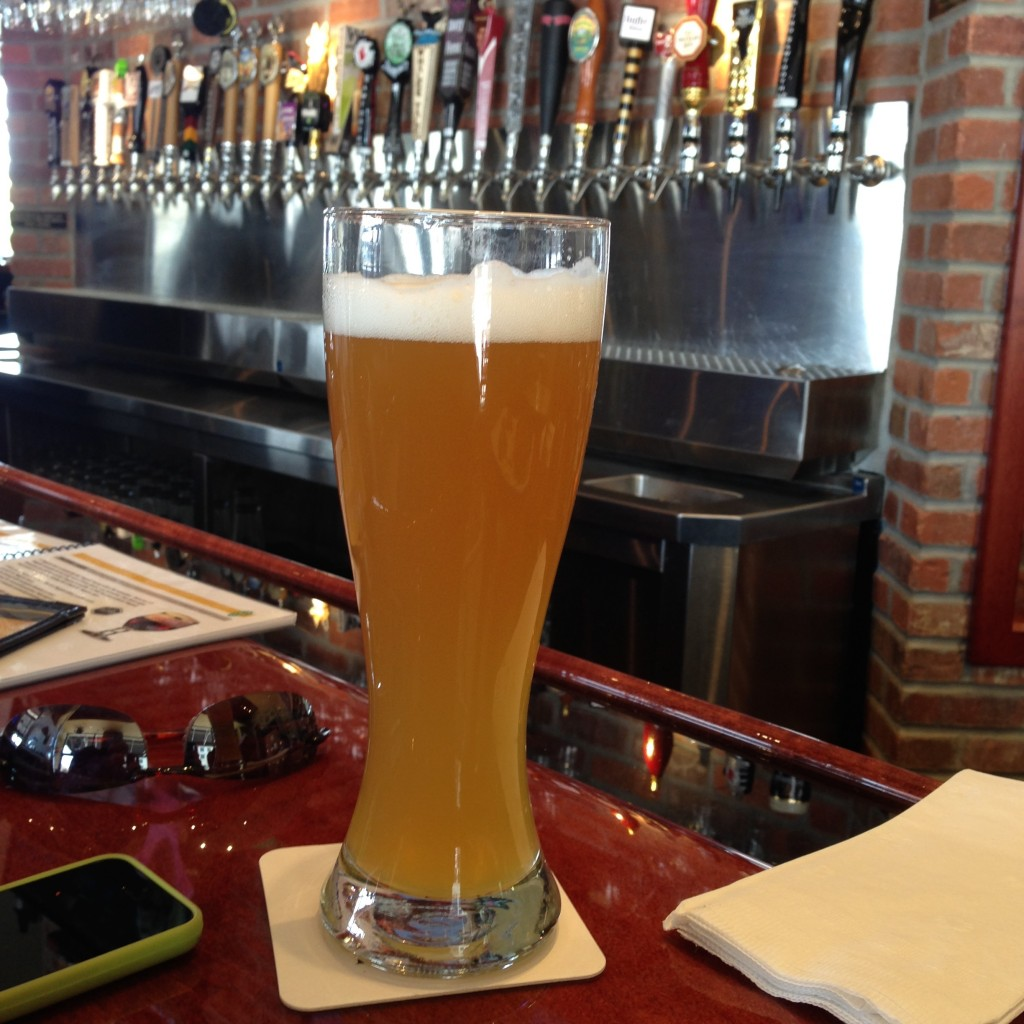 Julius Echter Hefe-Weissbier Hell Baltimore World of Beer