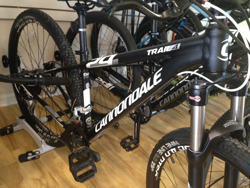 Cannondale Trail4 29er