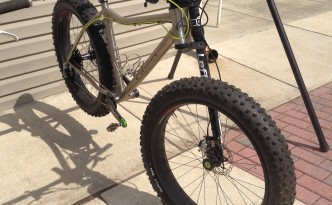 Carver Fat Tire