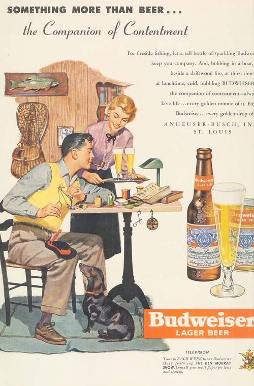 Budweiser - Something More Than Beer